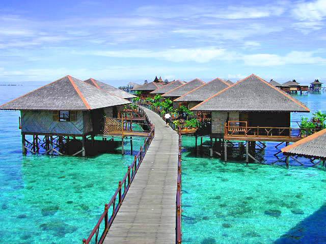 The Marlin Village SWV-bungalows